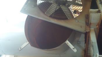 تعمير برج خنك كننده (كولينگ تاور) در مشهد